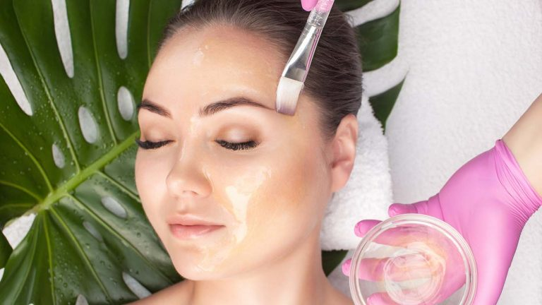 Venus Glow Dermal Rejuvenation Facial With Enzyme Infused Jelly Mask